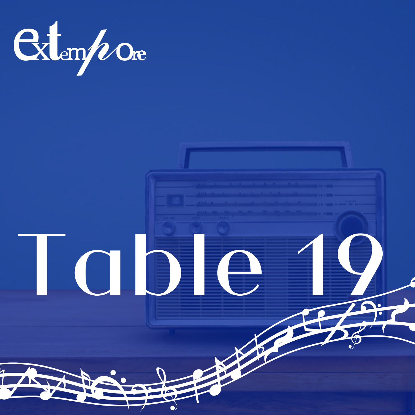 Welcome to Table 19, the best table in the house